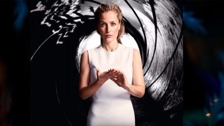 James Bond: ¿estrella de The X-Files, nueva agente 007?