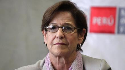 """Villarán sobre Keiko Fujimori: """"Es una mujer sin sangre en la cara"""""""