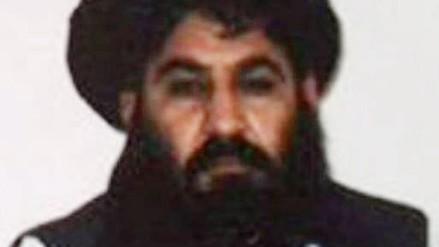 Afganistán confirma la muerte del mulá Mansur, el líder de los talibanes