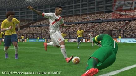Fanáticos de PES recrean nueva camiseta de Perú en el videojuego