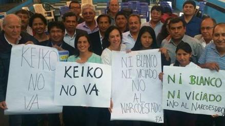Verónika Mendoza pide de forma implícita que voten por PPK