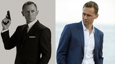 ¿Tom Hiddleston será el nuevo James Bond?