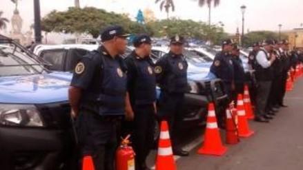 Trujillo: destacan solo a 4 policías para patrullaje integrado