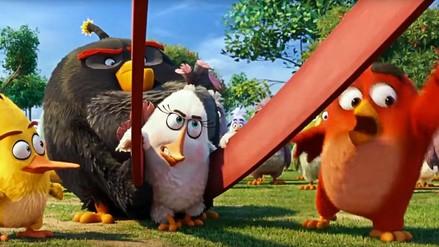 Angry Birds alzó vuelo en la taquilla estadounidense