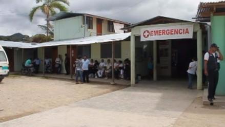 Médicos de hospital de Moyobamba acatan paro de 72 horas