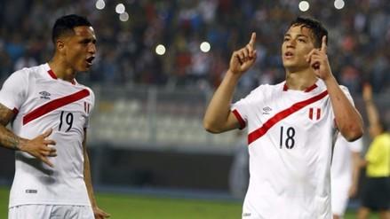Selección Peruana: revive los golazos de la 'Bicolor' ante Trinidad y Tobago
