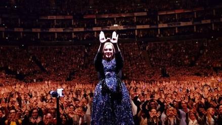 Adele firmaría el mayor contrato que ha hecho una artista británica