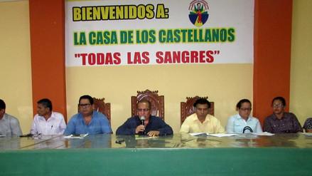 Alcalde de Castilla dice que no se agredió a policías