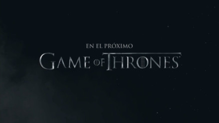 Game of Thrones 2x06: adelanto del próximo episodio [VIDEO]