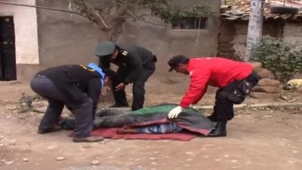 Sánchez Carrión: hallan muerto a joven en Marcabal