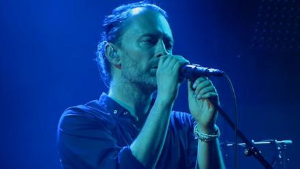 YouTube: Radiohead vuelve a tocar