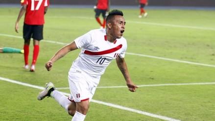 Perú 0 vs. 0 El Salvador: en vivo amistoso internacional