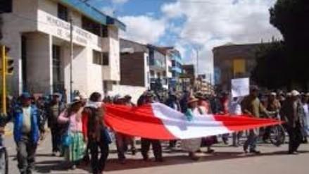 Juliaca: Cámara de Comercio en desacuerdo con paro antes de elecciones