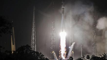 ESA lanzó con éxito dos satélites del sistema de navegación Galileo
