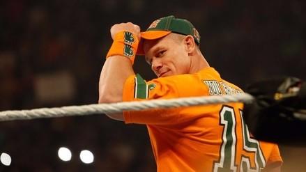 WWE: John Cena retorna a la WWE tras superar lesión al hombro