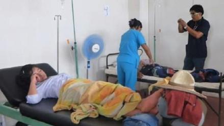 Primer caso de malaria se confirmó en Arequipa