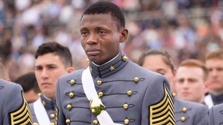Esta es la historia detrás del joven haitiano que lloró en su graduación