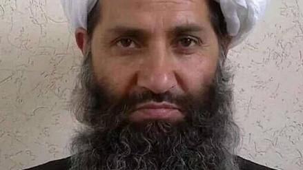 ¿Quién es el nuevo jefe de los talibanes?