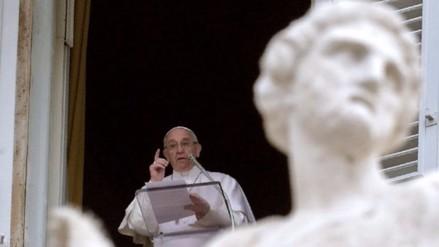 Papa Francisco pide a Dios la