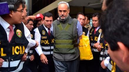 PJ tomará decisión sobre extradición de Manuel Burga hasta en 5 días