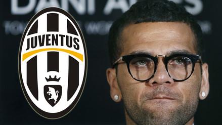 Dani Alves deja el Barcelona y fichará por Juventus, afirman en España