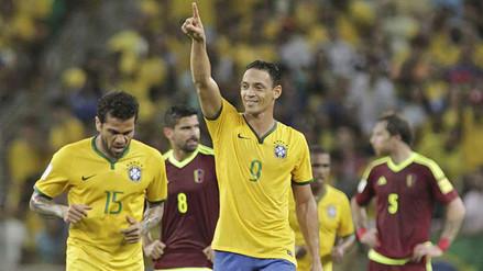 Copa América: Ricardo Oliveira sufre de artritis y no jugará por Brasil