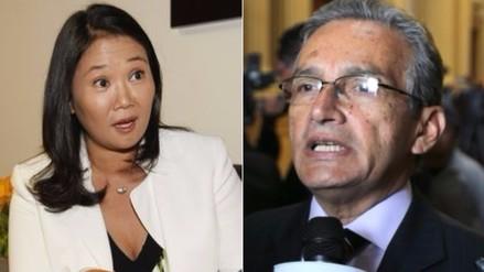 ANAM pide disculpas de Keiko Fujimori por tuit de Alejandro Aguinaga