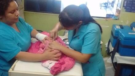 A más del 80% avanza campaña de vacunación contra la Influenza
