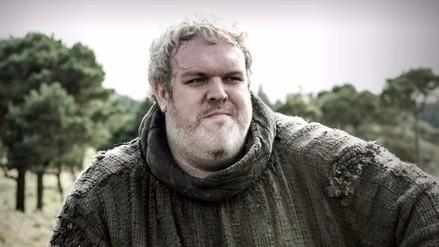 Game of thrones: los creadores de la serie lloran la muerte de Hodor