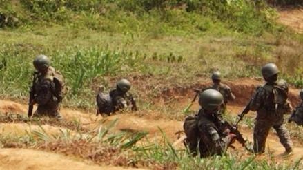 Vraem: detienen a 6 policías por facilitación al narcotráfico