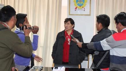 Juliaca: gerente municipal renuncia irrevocablemente al cargo