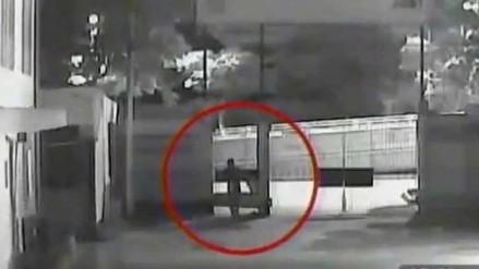 Trujillo: fuga de reo de Hospital Regional fue en 8 segundos