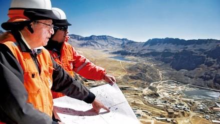 Trabajadores mineros de Toromocho planean paro desde 31 de mayo