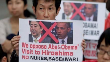 Obama visitará Hiroshima pero no se disculpará por la bomba atómica
