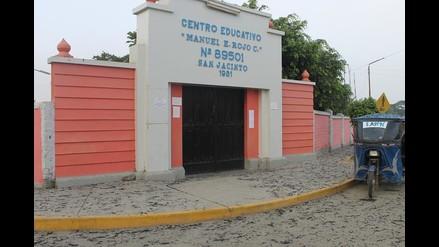 Escolares de Nepeña que sufrieron intoxicación retomaron sus clases