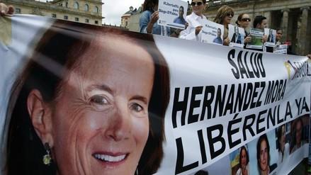 ¿La periodista española Salud Hernández fue secuestrada por el ELN?