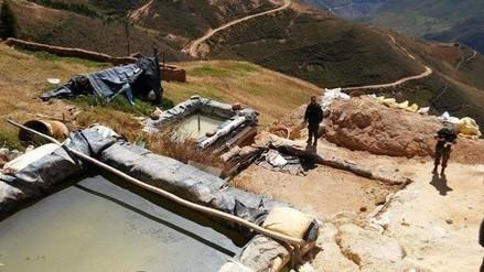 Otuzco: mineros ilegales de Salpo viajarán a ciudades para buscar empleos