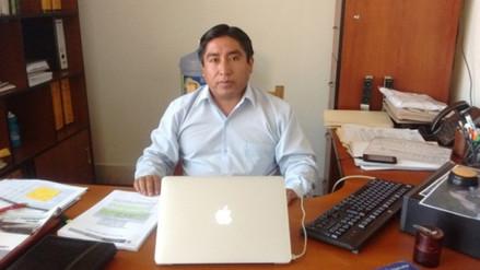 Gerente del gobierno regional busca incrementar gasto presupuestal