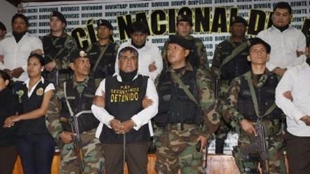 """Fiscalía Contra la Criminalidad Organizada pide 35 años de cárcel para """"El Viejo Paco"""""""