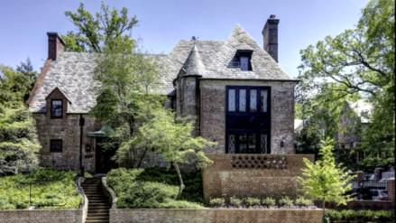Así es la casa a la que se mudarán los Obama cuando dejen la Casa Blanca