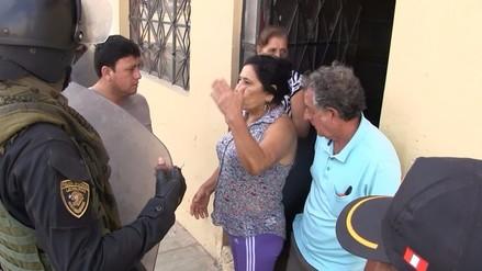 Familia utilizó a joven con discapacidad para no ser desalojada