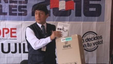Trujillo: alistan jornada de capacitación para miembros de mesa