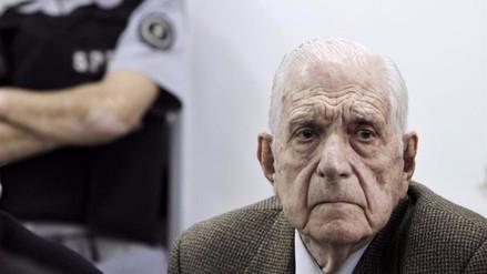 El último dictador argentino condenado a 20 años por el Plan Cóndor