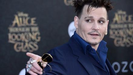 Banda de Johnny Depp ensaya para su debut en  Rock in Rio de Lisboa