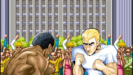 Capcom revela la identidad de los 2 luchadores del intro de Street Fighter II