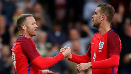 Inglaterra ganó 2-1 a Australia y sigue en racha antes de la Eurocopa