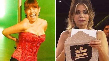 "Twitter: Magaly Medina llama ""bataclana"" a Gisela Valcárcel"