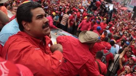 Maduro insiste en que desde Madrid se hace campaña para invadir a Venezuela