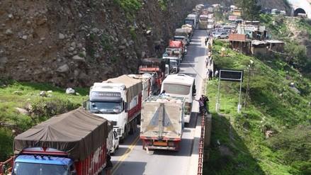 Ositran: Tráfico en carreteras creció en 10.3% entre enero y marzo