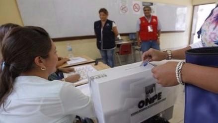 Más de 18 mil miembros de mesa serán capacitados en Lambayeque
